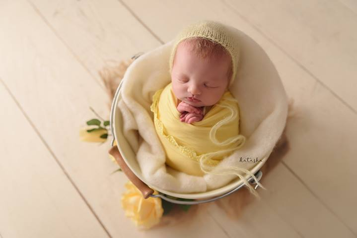 Fine Stretch Photography Wraps | Newborn Baby Posing Limited
